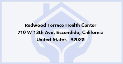Redwood Terrace Health Center