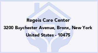 Regeis Care Center