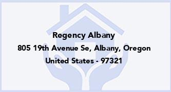 Regency Albany