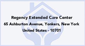 Regency Extended Care Center
