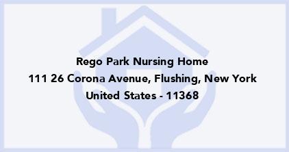 Rego Park Nursing Home