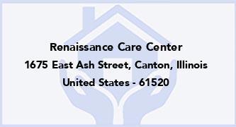 Renaissance Care Center