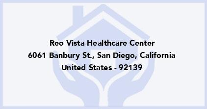 Reo Vista Healthcare Center