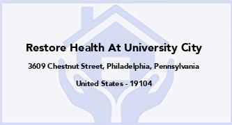 Restore Health At University City