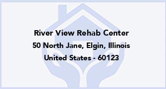River View Rehab Center