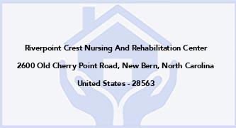 Riverpoint Crest Nursing And Rehabilitation Center