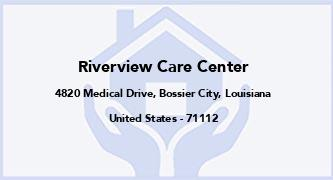 Riverview Care Center