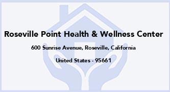 Roseville Point Health & Wellness Center