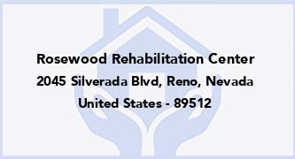 Rosewood Rehabilitation Center