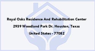 Royal Oaks Residence And Rehabilitation Center