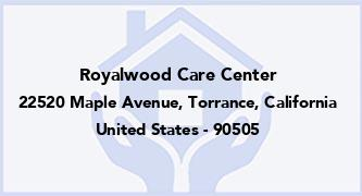 Royalwood Care Center
