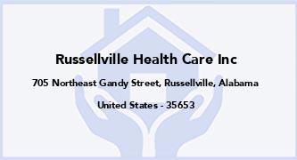 Russellville Health Care Inc