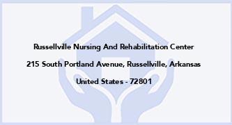 Russellville Nursing And Rehabilitation Center