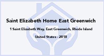 Saint Elizabeth Home East Greenwich