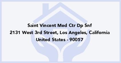 Saint Vincent Med Ctr Dp Snf