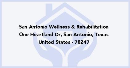 San Antonio Wellness & Rehabilitation