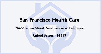 San Francisco Health Care