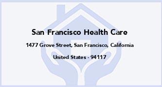 San Francisco Health Care