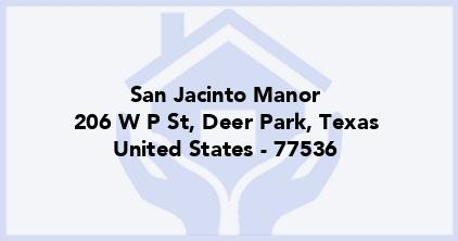 San Jacinto Manor