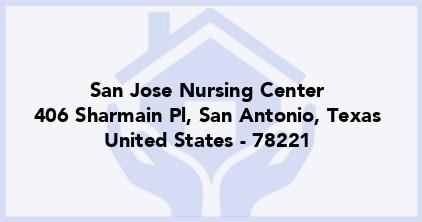 San Jose Nursing Center