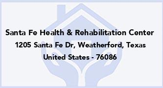 Santa Fe Health & Rehabilitation Center