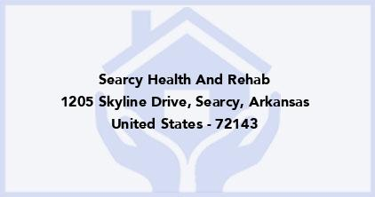 Searcy Health And Rehab