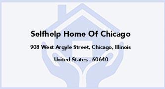 Selfhelp Home Of Chicago