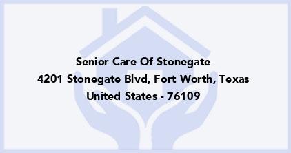 Senior Care Of Stonegate