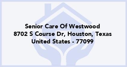 Senior Care Of Westwood