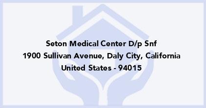Seton Medical Center D/P Snf