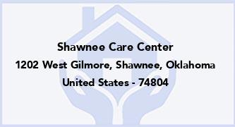 Shawnee Care Center