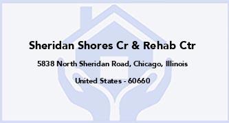 Sheridan Shores Cr & Rehab Ctr
