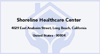 Shoreline Healthcare Center