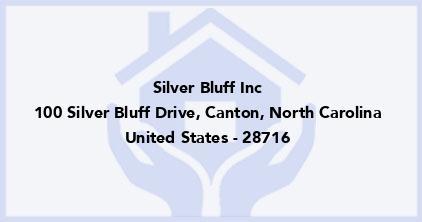 Silver Bluff Inc