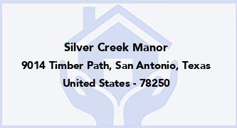 Silver Creek Manor