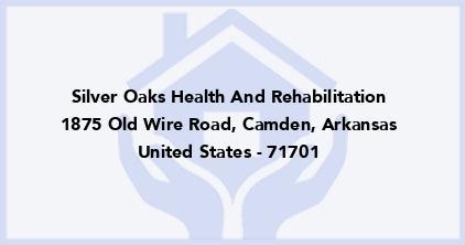 Silver Oaks Health And Rehabilitation