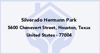 Silverado Hermann Park