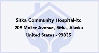 Sitka Community Hospital-Ltc