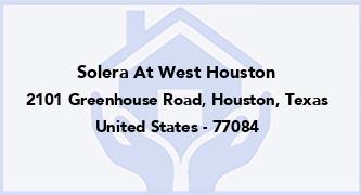 Solera At West Houston