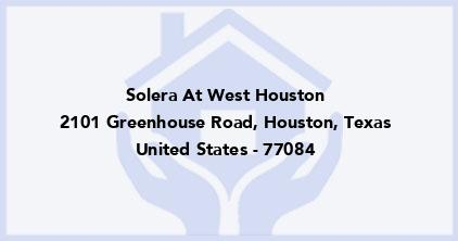 Solera At West Houston