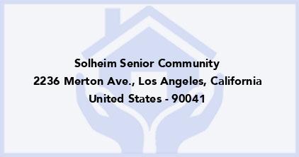 Solheim Senior Community