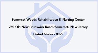 Somerset Woods Rehabilitation & Nursing Center