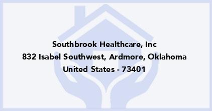 Southbrook Healthcare, Inc
