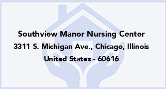 Southview Manor Nursing Center