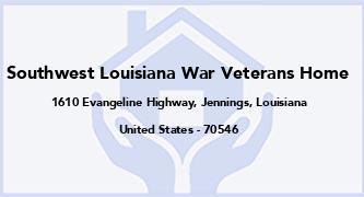 Southwest Louisiana War Veterans Home