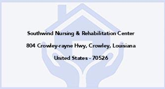 Southwind Nursing & Rehabilitation Center
