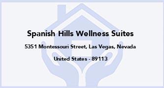 Spanish Hills Wellness Suites