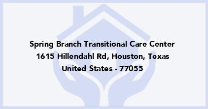 Spring Branch Transitional Care Center