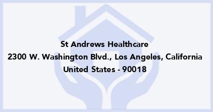 St Andrews Healthcare