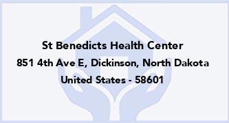 St Benedicts Health Center